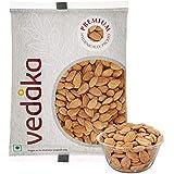 Amazon Brand - Vedaka Premium Roasted and Salted Almonds, 200g