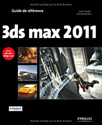 3 ds max 2011 - Couvre 3ds max design 2011