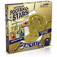 Top Trumps Juego de Tablas diseño de Estrellas de fútbol, Multicolor (Winning Moves 32209)