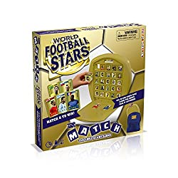 Top Trumps Match - World Football Stars Edition