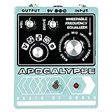 Death By Audio Apocalypse Fuzz · Effet guitare