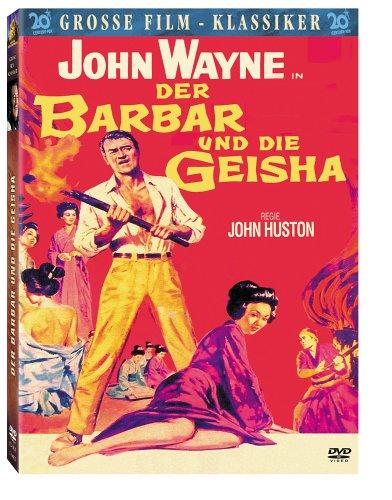 Bild von Der Barbar und die Geisha