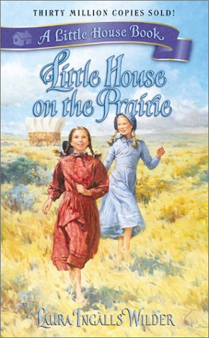 Book cover for Little House on the Prairie
