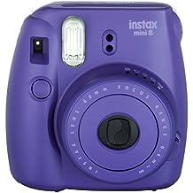 Fujifilm instax mini 8 Kit - cámaras con impresión instantánea (0,6 - 2,7m, 0,2s, AA, 1,5V, 11,6 cm, 11,83 cm) Azul