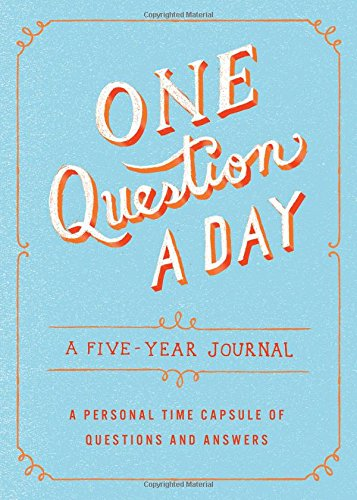 one-question-a-day-a-five-year-journal