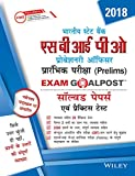 Wiley's State Bank of India Probationary Officers (SBI PO) Prelims Exam Goalpost Solved Papers and Practice Tests