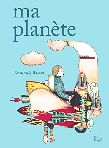 Book's Cover of Ma planète
