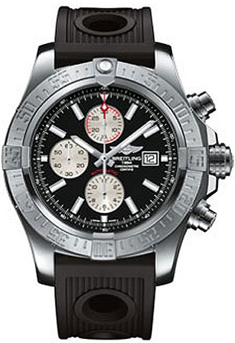 Breitling Super Avenger Ii Mens Watch A1337111/BC29