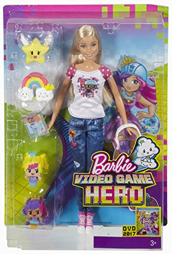 Image of Barbie DTV96 Video Game Hero Doll