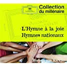 Hymne Europ�en, Hymnes Nationaux