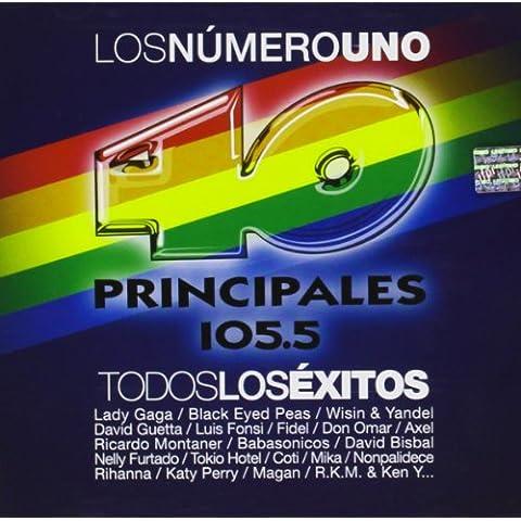 Los Numero Uno-40 Principales