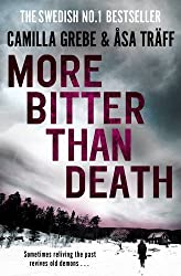 More Bitter Than Death by Camilla Grebe (2014-01-02)