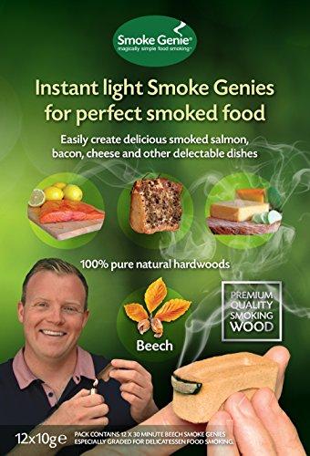 Smoke Genie® - Legno di faggio per