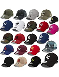 NE UD New Era 9forty Strapback Cappello MLB New York Yankees Los Angeles  Dodgers Uomo Donna Cappello 7042b94e5747