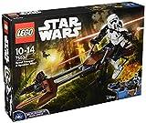 Lego Star Wars - Scout Trooper & Speeder Bike - 75532 - Jeu de Construction