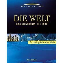 Falk Enzyklopädie Die Welt - Das Universum - Die Erde