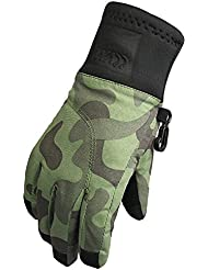 Eastlion Winter Riding Waterproof Gloves Warm Skiing Children Touch Screen Gloves