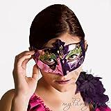 myPartytrends Karnevalsmaske 'Venice Classic', venezianische Maske, Faschingsmaske, Erotikmaske