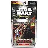 Star Wars Expanded Universe Comic 2 Pack - Infinities Darth Vader & Princess Leia