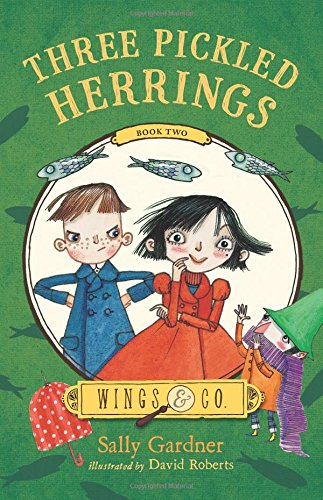 Three Pickled Herrings (Wings & Co.)