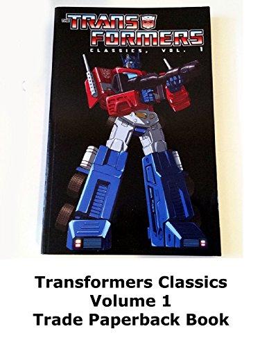 Review: Transformers Classics Volume 1 Trade Paperback Book [OV] - G1 Serie Transformers