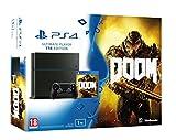 PlayStation 4 (PS4) - Consola 1 Tera + Doom