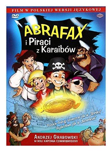 Preisvergleich Produktbild Die Abrafaxe - Unter schwarzer Flagge (ANIME) - DVD Region 2 (Import - UK Format) by Andrzej Grabowski