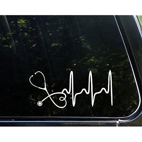 Estetoscopio–Doctor- De Enfermera–Corazón–8