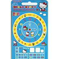 Hello Kitty: Tell the Time Magnets