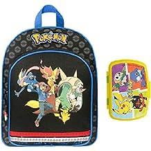 Mochila Pokemon - snack box pokemon