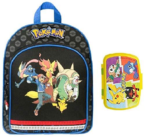 Sac à Dos Pokemon - 30 cm - Boite à gouter Pokemon