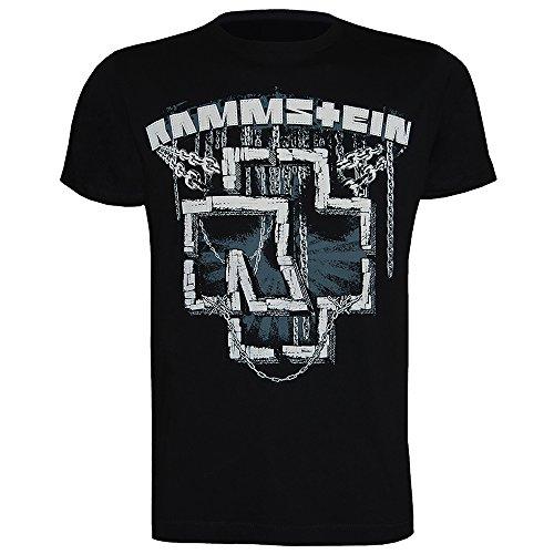 """Rammstein, T-Shirt """"In Ketten"""" XL"""