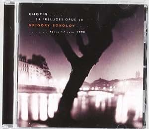 Chopin: 24 Préludes Opus 28