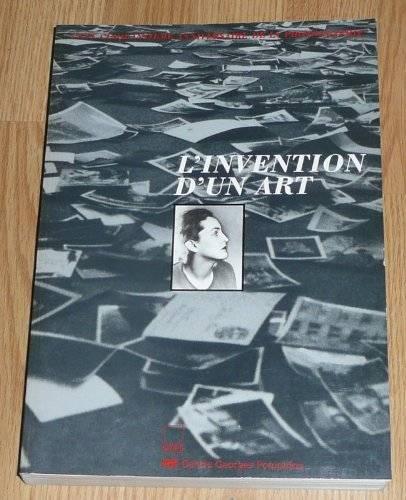 INVENTION D'UN ART