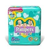 Pampers Baby Dry Pannolini Junior, Taglia 5 (11-25 kg), 23 Pannolini