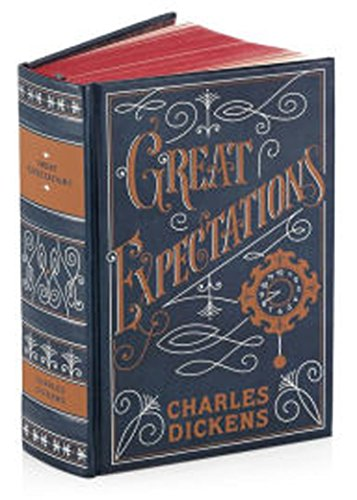 Great Expectations (Barnes & Noble Leatherbound Classic Collection) por Charles Dickens
