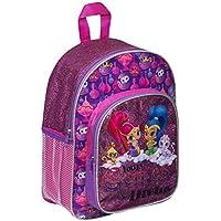 Pink Girls Paw Patrol Lenticular School Backpack Travel Outdoor Shoulder Bag