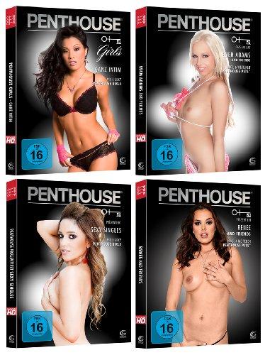 PENTHOUSE Super Set 4 (4 DVDs mit sexy PENTHOUSE Pets)