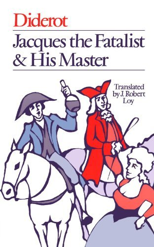 Jacques the Fatalist and His Master by Denis Diderot (1978-12-31)