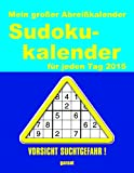 Abreißkalender - Sudokukalender 2015