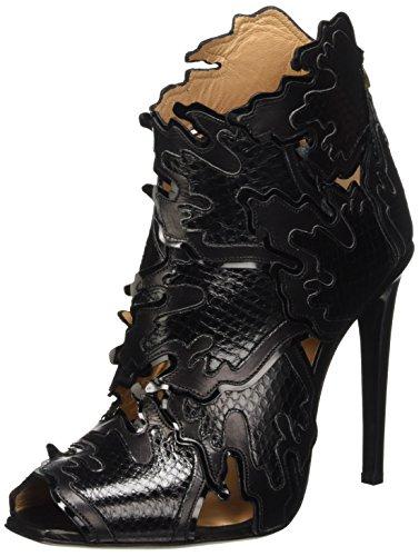 Kallisté - 5692, Stivali Donna Nero (Nero (Nero))