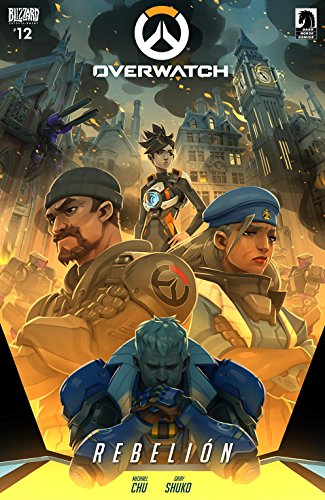 Overwatch (Castilian Spanish) #12