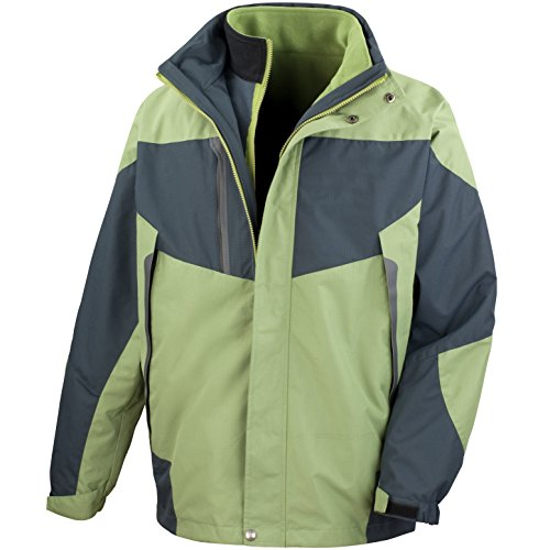 Result - Blouson - Homme Aspen Green/Grey