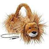 Retrak Etau dflion Animalz Casque Lion spécialement conçu pour les enfants + DB ajustable