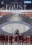 Gounod:Faust [Charles Castronovo; Ildar Abdrazakov; Orchestra e Coro del Teatro Regio di Torino,Gianandrea Noseda] [C MAJOR: DVD]