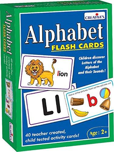 Creative-Educational-Aids-0519-Alphabet-Flash-Cards