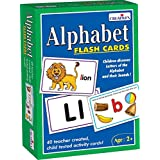 Creative Educational Aids 0519 Alphabet - Flash Cards