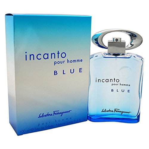 Salvatore Ferragamo Incanto Blue Eau de Toilette - 100 ml