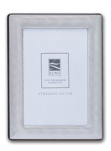 Lunt Python Sterling Bilderrahmen, Sterling-Silber 925, 8 by 10-Inch -