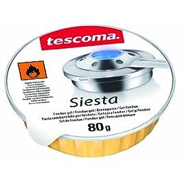 Tescoma Pasta Combustibile per Fonduta, 3 Pezzi, Set